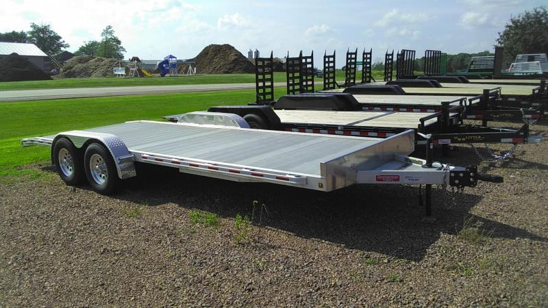 2019 Zimmerman Aluminum Car Hauler Car / Racing Trailer