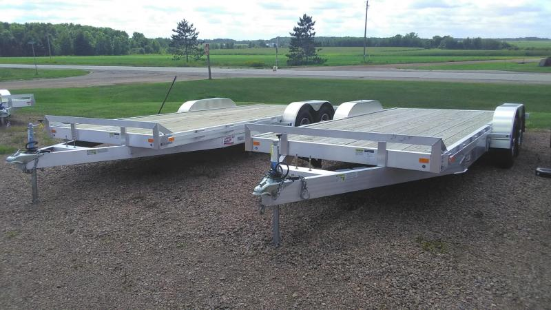 2018 American Hauler Industries Aluminum car Hauler Car / Racing Trailer