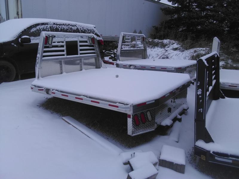 2019 Zimmerman 6000XL 97x102 Aluminum Flatbed Truck Bed