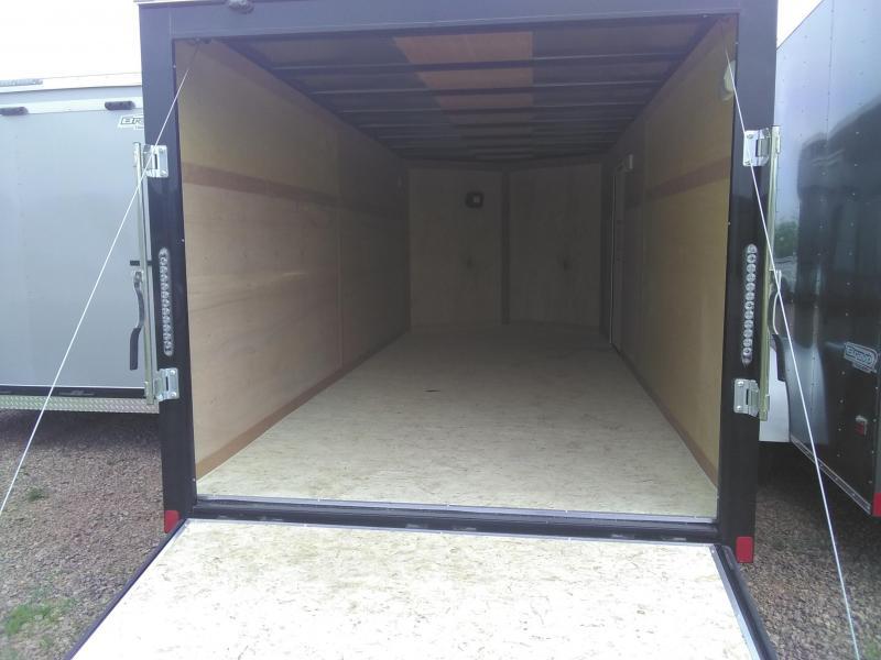2020 Bravo Trailers HR716TA2 Enclosed Cargo Trailer