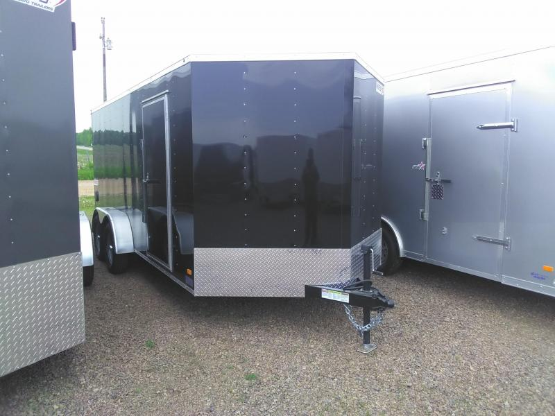 2020 Bravo Trailers HR716TA2 Enclosed Cargo Trailer