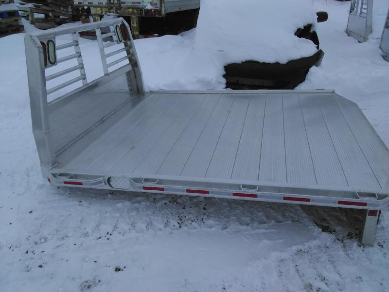 2019 Zimmerman 4000XL 84X102 ALUMINUM Truck Bed