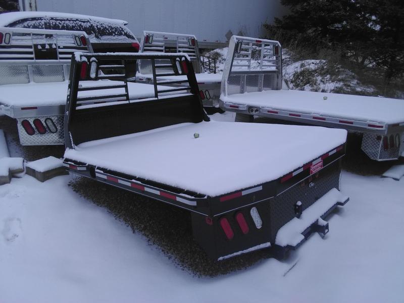 2019 Zimmerman 3000Xl 97 x 102 Steel Flatbed Truck Bed