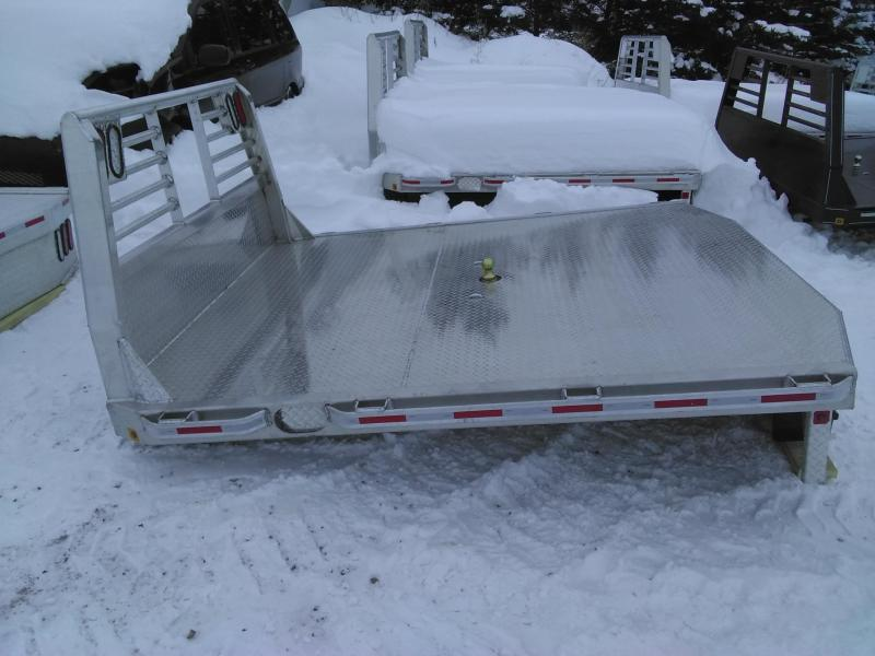 2019 Zimmerman 6000XL 84X102 ALUMINUM Truck Bed
