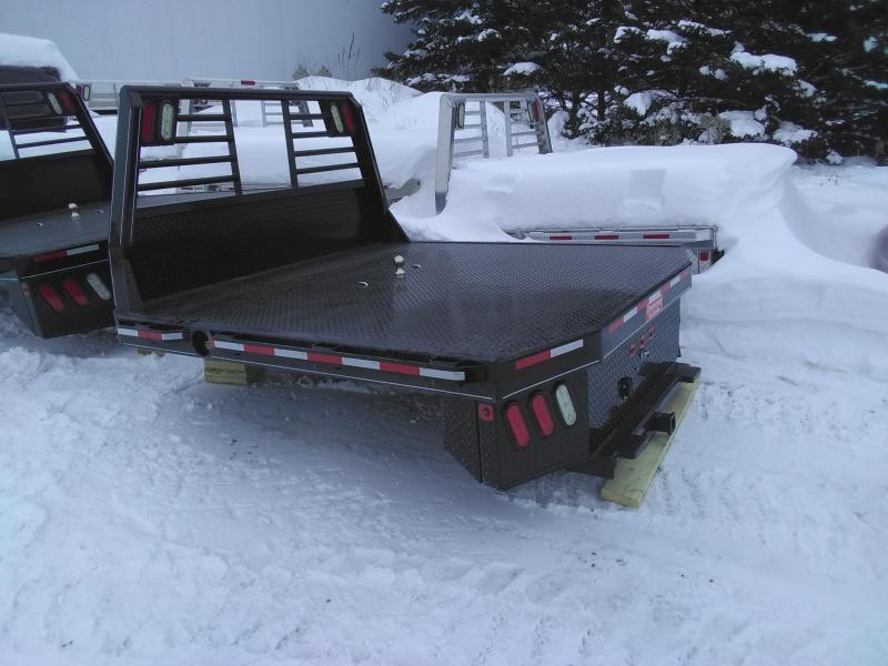 2019 Zimmerman 3000XL 84 X 84 STEEL Truck Bed