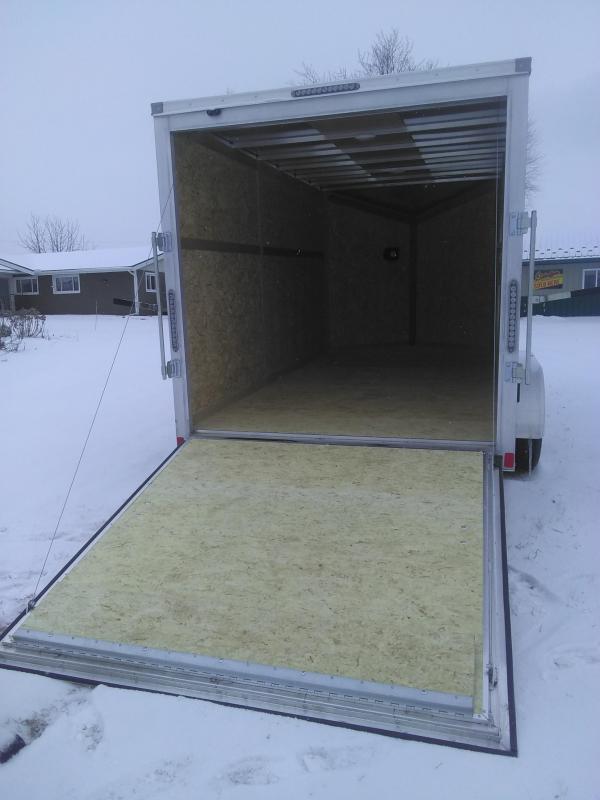 2019 Bravo Trailers ASC714TA2 Enclosed Cargo Trailer