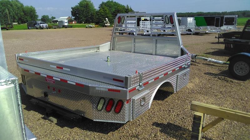 2019 Zimmerman 97x102 Platinum Truck Bed