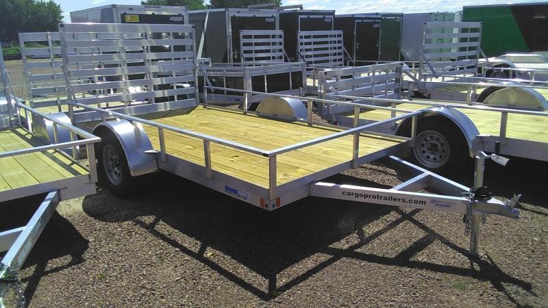 2020 CargoPro Trailers 80X12RW2.0 Utility Trailer