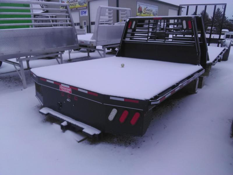 2018 Zimmerman 3000XL STEEL Truck Bed