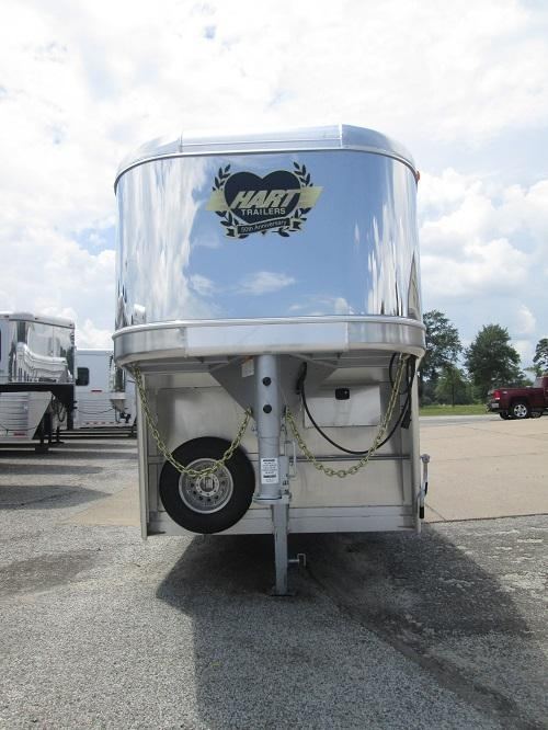 2018 Hart Trailers REDUCED!!! 4H SMART TACK Horse Trailer