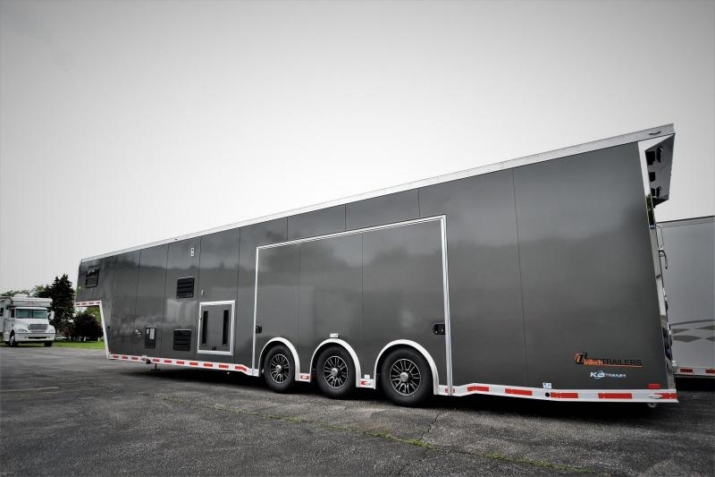 2018 inTech Trailers 44' Gooseneck