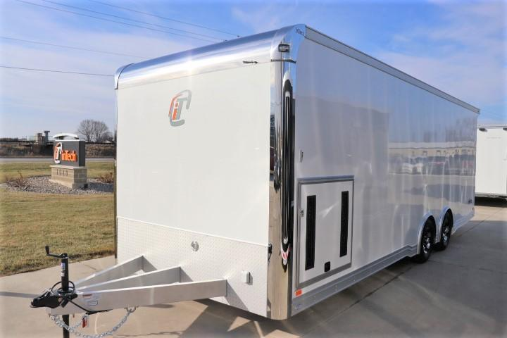 2019 inTech Trailers ICON 24 All Aluminum