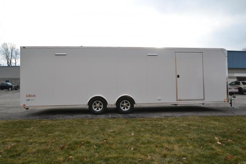 2019 inTech Trailers 28 Lite Car / Racing Trailer