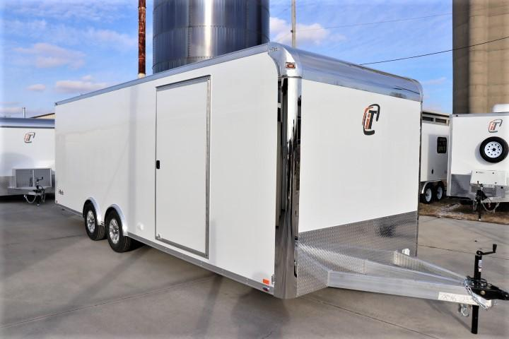 2018 24' inTech Trailer Lite Loaded with Upgraded Options