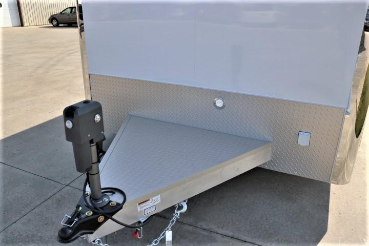 2018 inTech Trailers 28 Icon Escape Door Custom Car / Racing Trailer