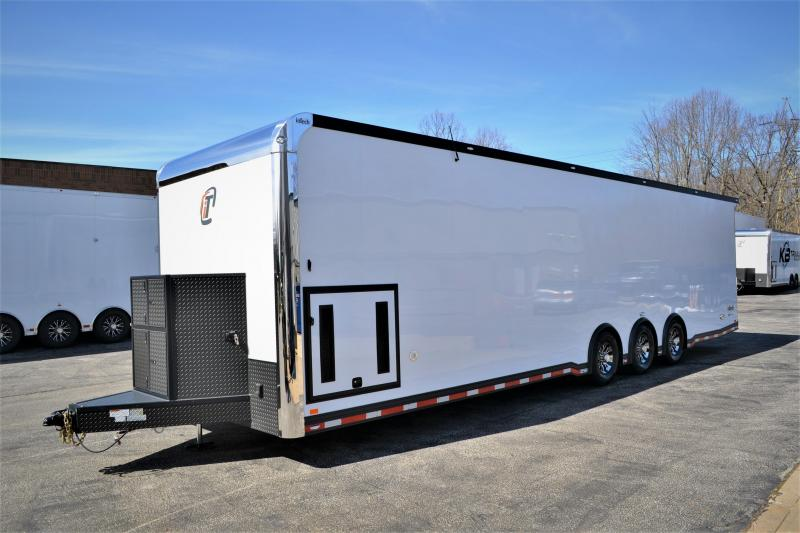 2018 34' Fully Custom/ Loaded inTech Trailer