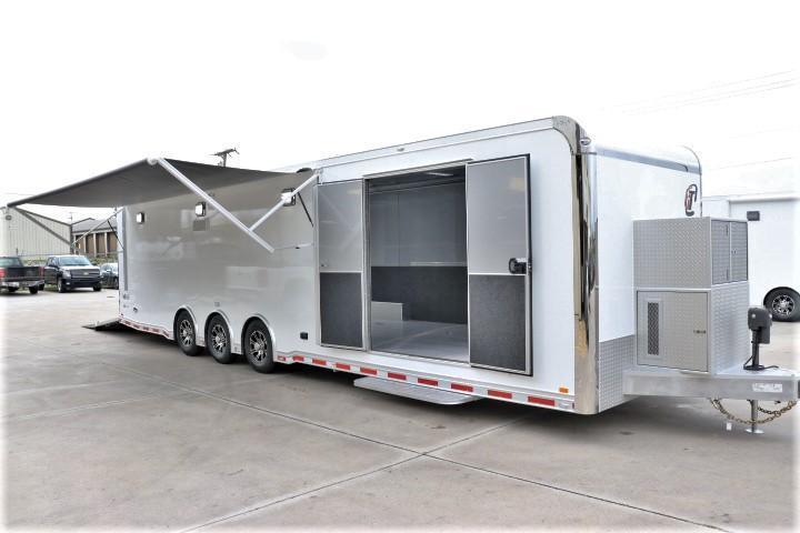 2019 34' Fully Custom/ Loaded inTech Trailer
