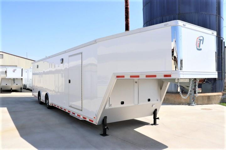 2019 inTech Trailers 40 GN All Aluminum w/ICON Package