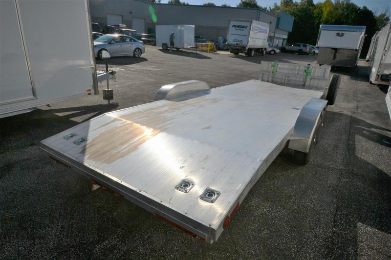 2016 R and R Trailers CHA series 20 open trailer Car / Racing Trailer
