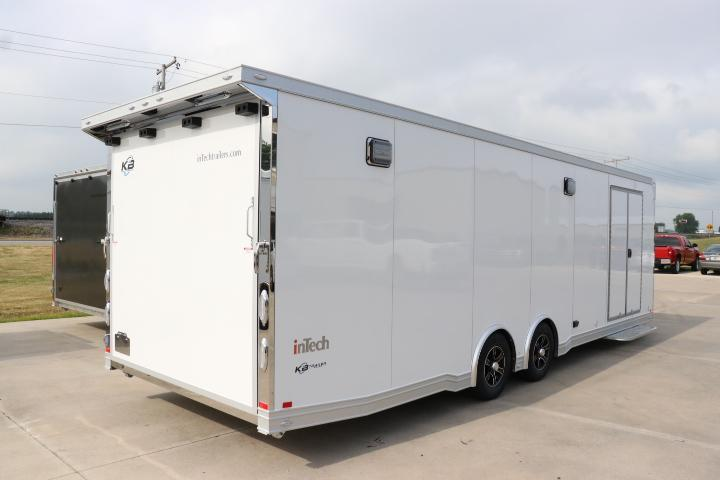 2019 inTech Trailers 28 Intech Icon Car / Racing Trailer