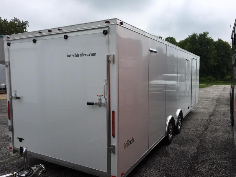 2019 inTech Trailers 28 Intech Lite Car / Racing Trailer