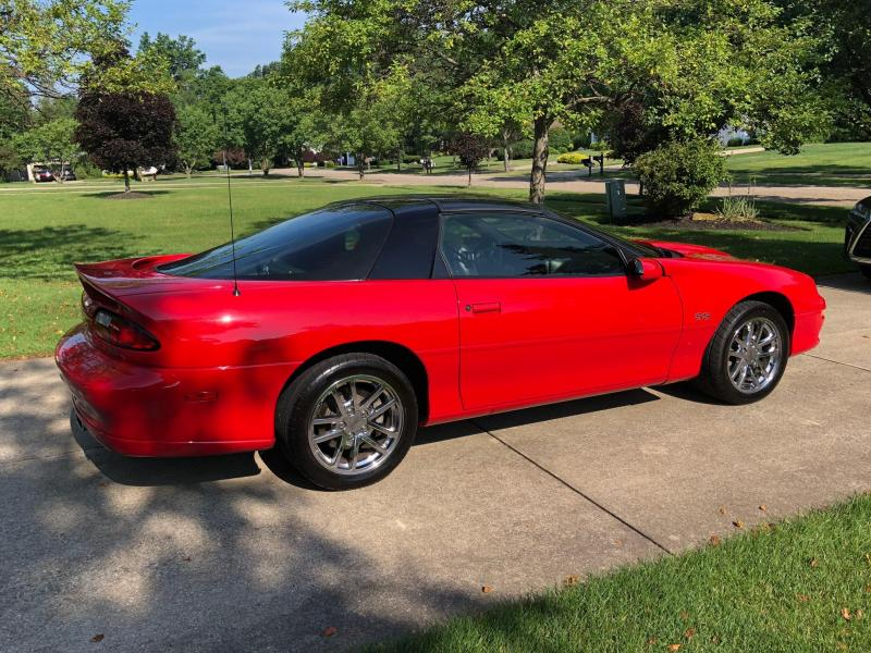 Beautiful 2002 35th Anniversary Chevrolet Camaro; Street/Strip Car. Exc. Condition