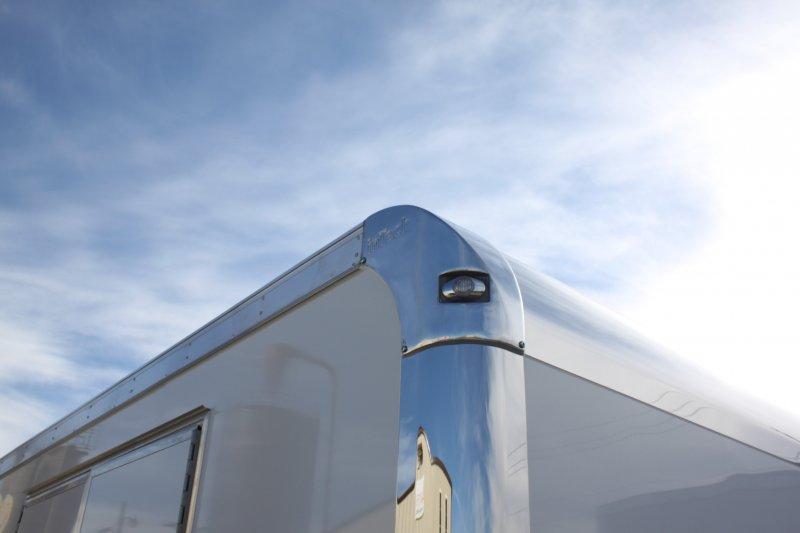 2018 28' Custom All Aluminum inTech Trailer