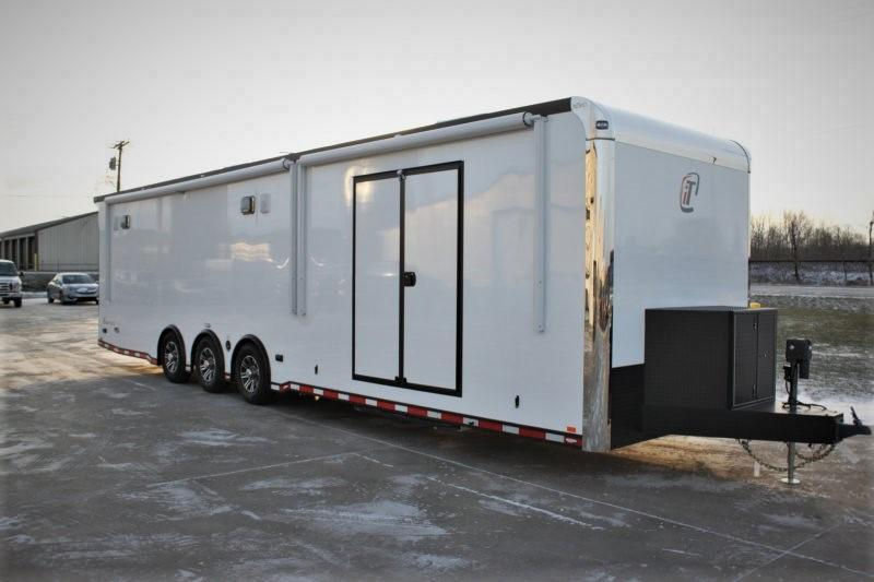 2016 inTech Trailers Icon 34 Custom Car / Racing Trailer