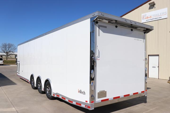 2018 32' inTech Aluminum Trailer w/ICON Package
