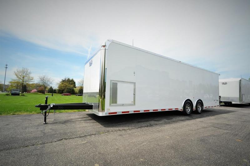 2017 Vintage Trailers 28 Pro Stock - Custom Loaded Car / Racing Trailer
