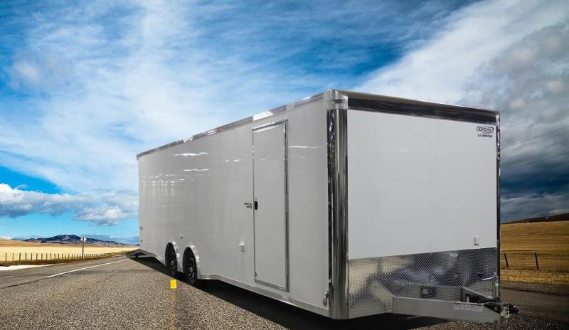 2019 Bravo Silver Star All Aluminum Trailer