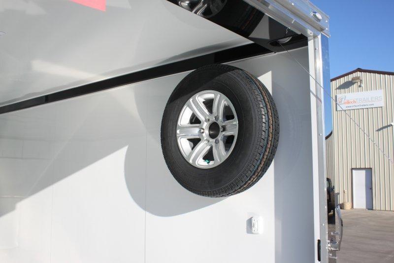 2018 inTech Trailers 24 Custom Intech w/ IKON pkg Car / Racing Trailer