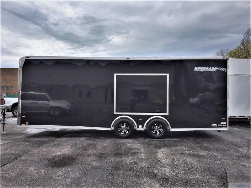 2017 Rance Aluminum Trailers 2017 Rance Renegade Aluminum enclosed trailer Car / Racing Trailer