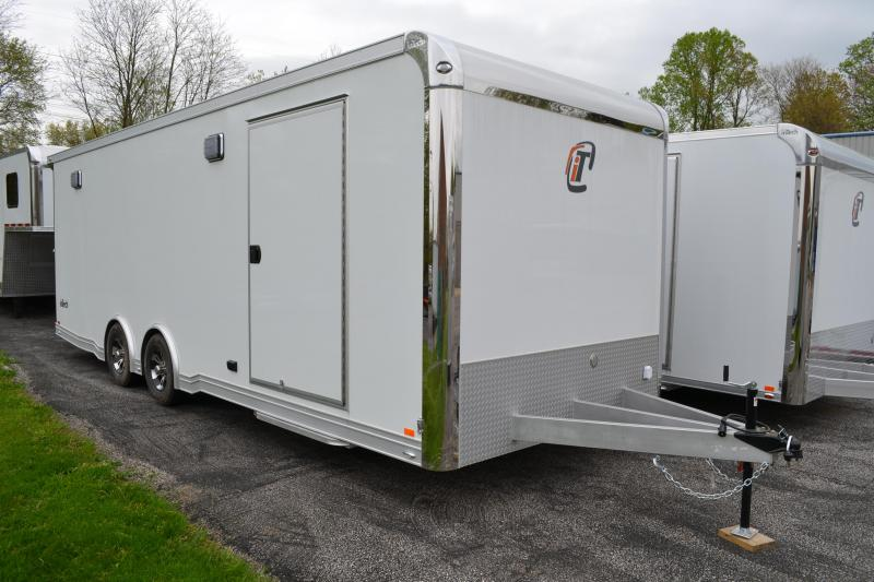 2019 inTech Trailers 24 Icon Package Car / Racing Trailer