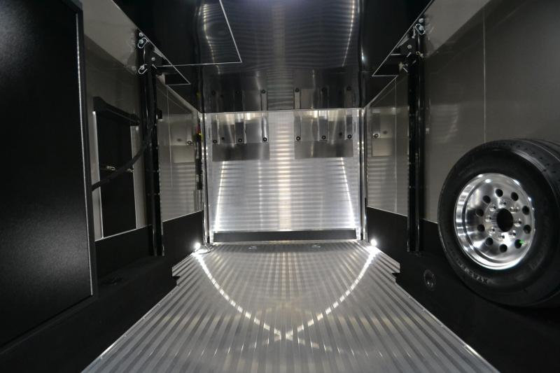 2018 Renegade 34' All Aluminum Stacker Trailer Fully Loaded