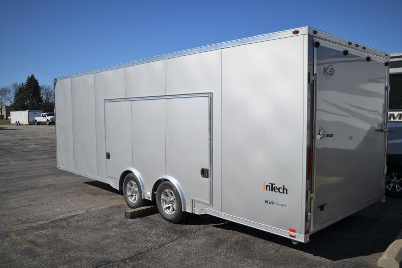 2019 inTech Trailers 24 Lite Escape Car / Racing Trailer