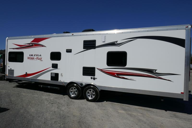 2014 Forest River Work N Play Toy Hauler