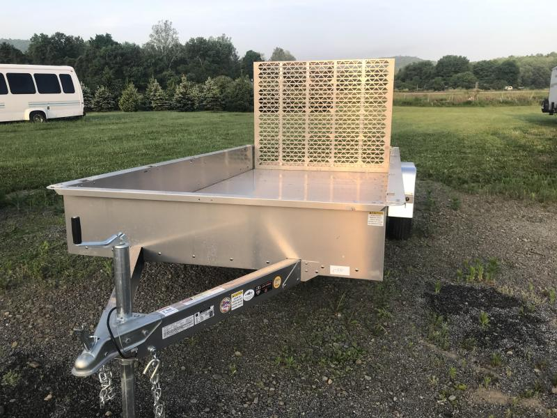 2018 Car Mate CM613AST-G Utility Trailer