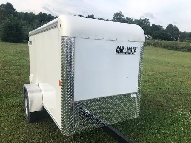 2018 Car Mate CM408CC Sportster Cargo Trailer