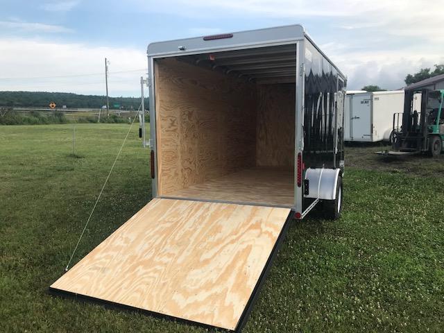 2018 Car Mate CM714LS Liberty Sport Enclosed Cargo Trailer