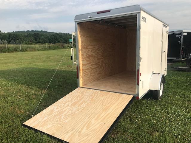2018 Car Mate CM612ECV Sportster Cargo Trailer