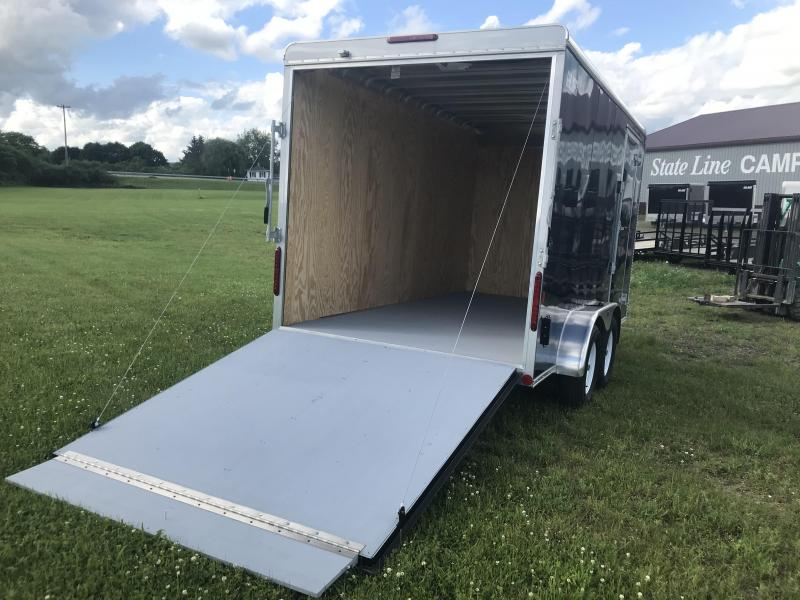 2018 Car Mate CM714CC-HD Custom Cargo Trailer