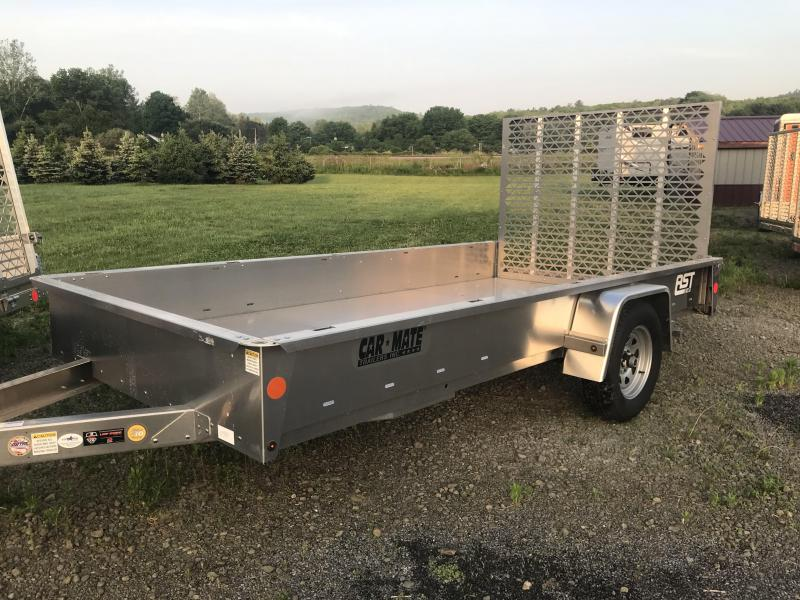 2018 Car Mate CM612AST-G Utility Trailer