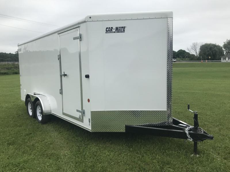 2018 Car Mate Trailers Advantage Cargo Enclosed Cargo Trailer