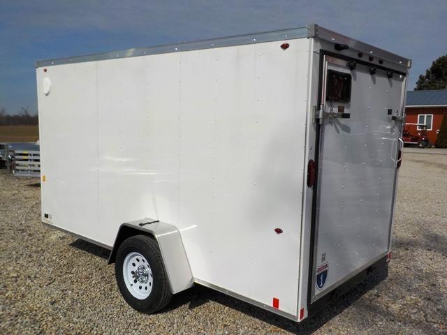2019 Interstate SFC 612 Enclosed Cargo Trailer