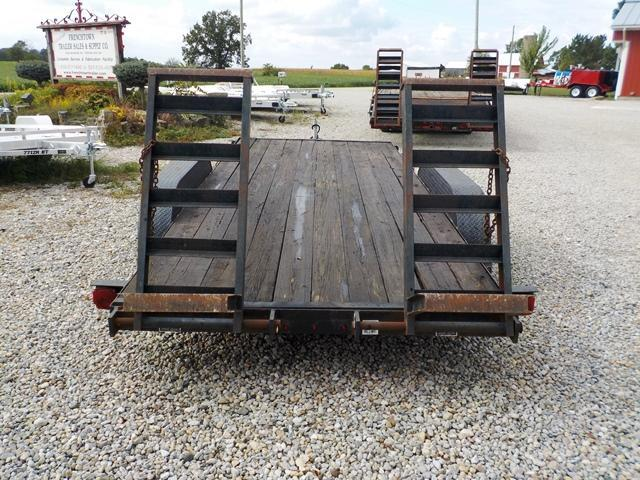 1995 Cox 7616 Utility Trailer - **USED**