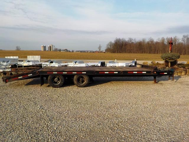 1994 Trail King TK40 Equipment Trailer
