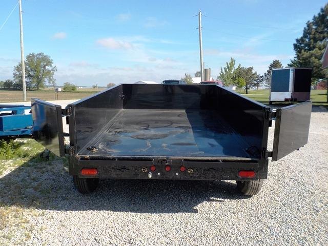 2019 Big Tex Trailers 90SR Dump Trailer