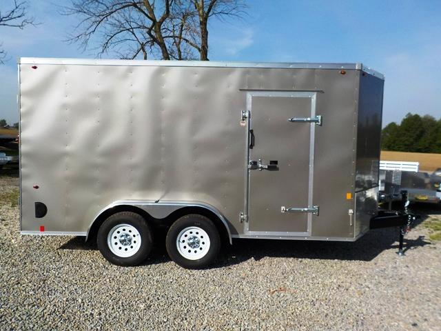 2018 Interstate IFC 714 TA2 Enclosed Cargo Trailer