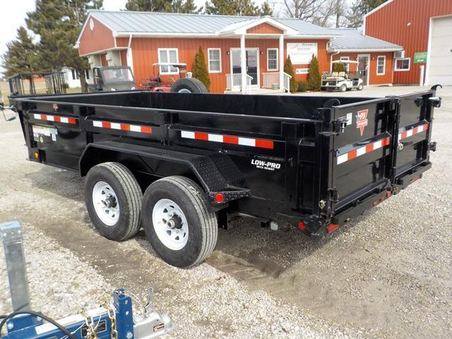 2019 PJ Trailers DLA1492BSS08SP02 Dump Trailer